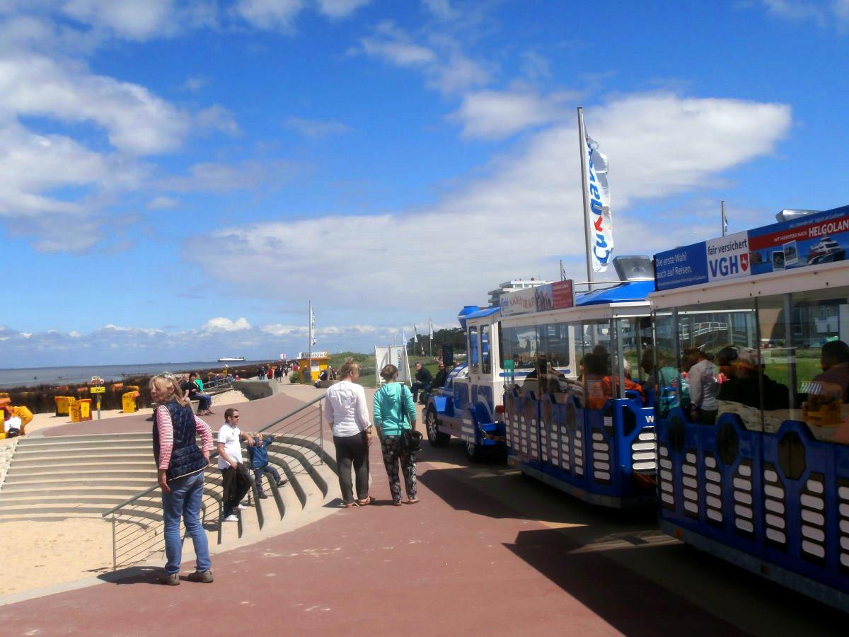 Cuxhaven Döse Starndexpress